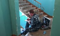 В Норильске произошел пожар в квартире жилого дома