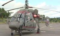 Новый вертолет Росгвардии