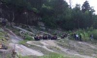 Духовой оркестр на Столбах