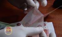В Красноярске сотрудники БЭП задержали группу лиц, подозреваемых в сбыте поддельных денег