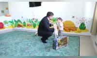 Норильский прокурор принес в больницу ребенку игрушки