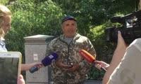 Представитель подрядчика, который сносит деревья в сквере им. А.С. Пушкина, говорит, что у них есть все разрешения на это.
