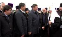Патриарх Московский и всея Руси Кирилл прилетел в Норильск