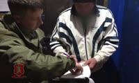 Браконьер в Туруханском районе выдал полицейским черную икру