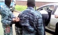 Задержание вымогателя в Зеленогорске.