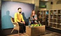 Специалист отдела маркетинга и рекламы ТЮЗа Дмитрий Филимонов и директор театра Наталья Кочорашвили рассказывают о премьере