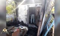 Сотрудники  Росгвардии спасли трёх красноярцев из огня