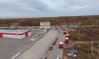 В Красноярск едет новая уборочная техника
