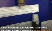 Уникальная коллекция военных боеприпасов