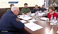 Личный прием Александра Бастрыкина в Красноярске