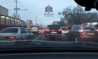 ДТП на проспекте Красноярский рабочий
