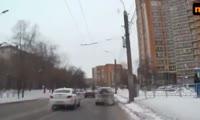 Путь из Студгородка на Копылова по Николаевскому проспекту