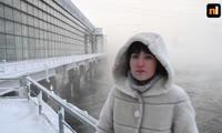 Поэты читают стихи на Красноярской ГЭС