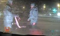 Полицейские  Зеленогорска помогли водителю отбуксировать заглохший ВАЗ