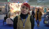 Руководитель волонтерского сообщества «Мастерская добра»  Евгения Переломова