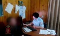 В Богучанском районе допрашивают подозреваемого в угоне авто