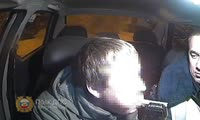 Погоня за пьяным водителем на Свердловской