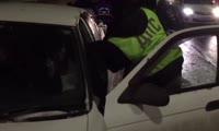 Красноярцы остановили пьяного водителя и сдали его полиции