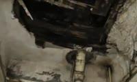 Последствия обрушения межэтажных перекрытий на улице Калинина
