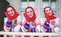 Масленичные гулянья в  селе Сухобузимском Красноярского края