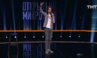Выступление Виктора Снегиря на «Открытом микрофоне» ТНТ