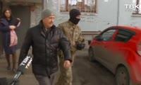 Задержание экс-директора Комбината школьного питания № 38 Виктора Бучеля