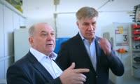 Депутаты Законодательного Собрания на предприятии Радиосвязь