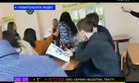В Красноярске учительница избила двух школьниц