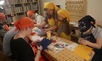 Открытие трудовых мастерских в Красноярске