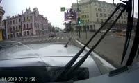 Авария на проспекте Мира