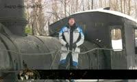 На севере прошла экспедиция РГО по обследованию недостроенной железной дороги Уренгой - Норильск