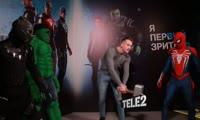 Зрители на премьере Мстителей