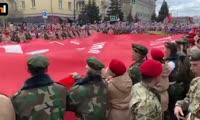 Празднование Дня Победы-2019 в Красноярске
