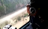 Воздушный патруль ДПС