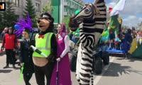День защиты детей-2019 в Красноярске