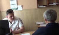 Объяснение водителя, который сбил мальчика на улице Попова