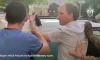 Задержание Сергея Титова