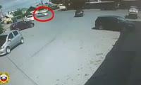 Авария на улице Зои Космодемьянской