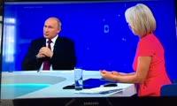 Вопрос Путину от красноярки