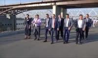 Главы городов Сибири и Дальнего Востока о Красноярске