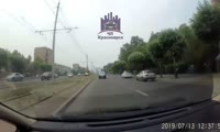 Авария на Красрабе