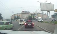 Водитель проехал на красный сигнал светофора