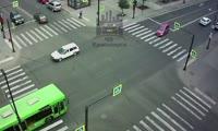 Авария с автобусом на Декабристов