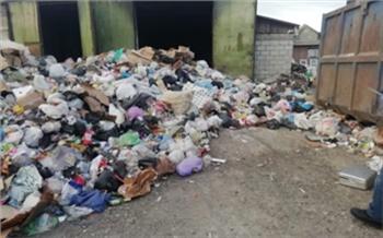 В Саяногорске на мусоросортировочном заводе нашли мертвого младенца