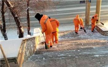 Оценить качество уборки можно только лично: Сергей Ерёмин проверил улицы и дороги Красноярска
