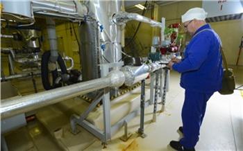 Зеленогорский ЭХЗ отметил 10-летие пуска уникального узла ректификации для получения безводного фтористого водорода