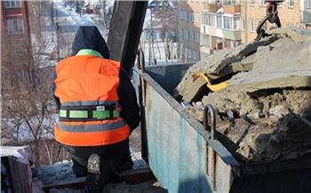 Еще в 30 домах Красноярска завершился капитальный ремонт