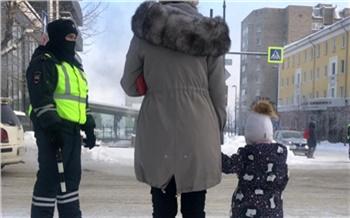 ГИБДД Красноярска 10 дней будет дежурить у детских садов и школ