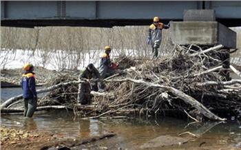 241 участок дорог может затопить: министр транспорта Красноярского края рассказал о подготовке к паводку