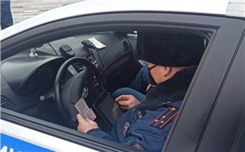 В Железногорске 15-летний подросток тайком от родителей купил ВАЗ и попался на нем полиции